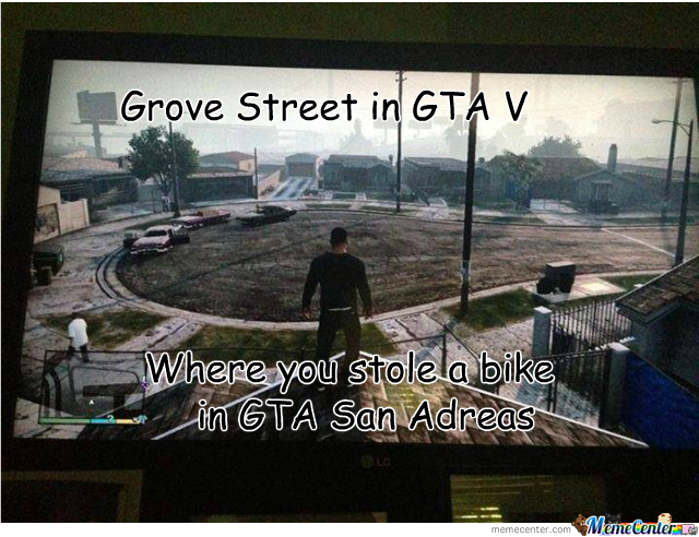 Gta V Is In San Andreas?