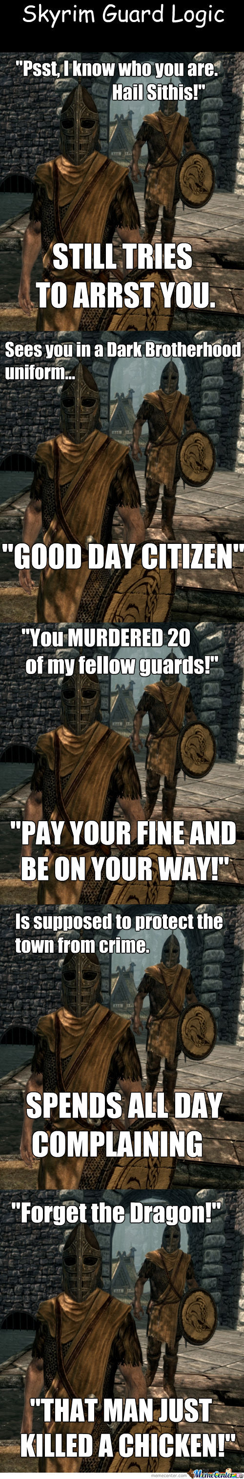 Guard Logic? Ain't Nobody Got Time Fo Dat!