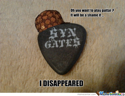 Guitarist Will Get It