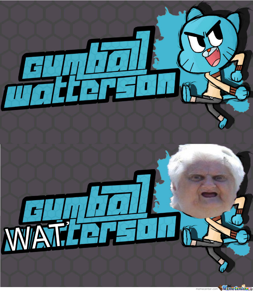 Gumball Wat'terson