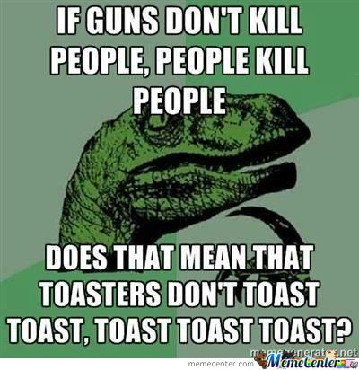 Guns And Toast