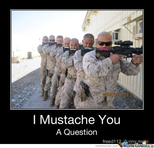 Gunstache Lol