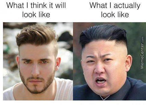Guy's Haircuts These Days