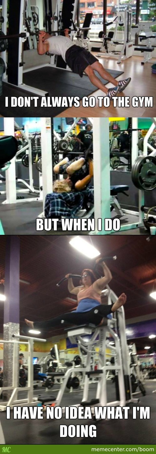 Gym Failures