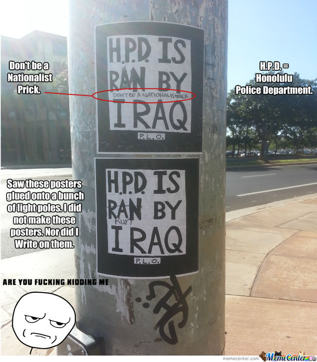 H.p.d. Is Ran By Iraq