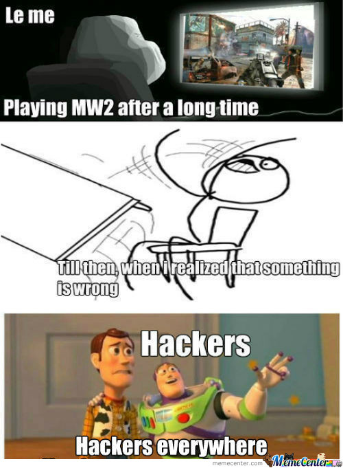 Hackers Everywhere