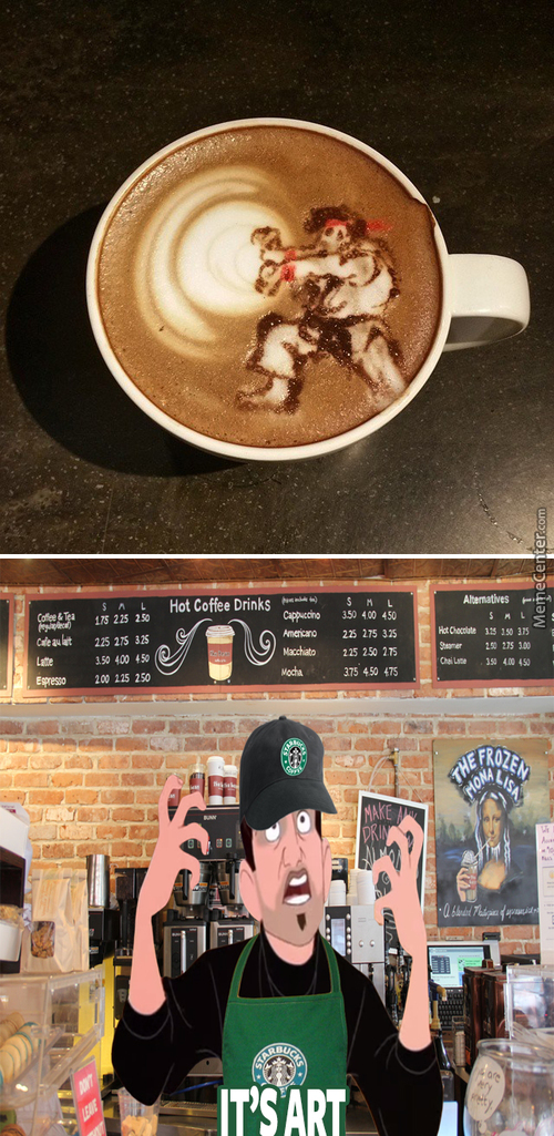 Hadouken Coffee