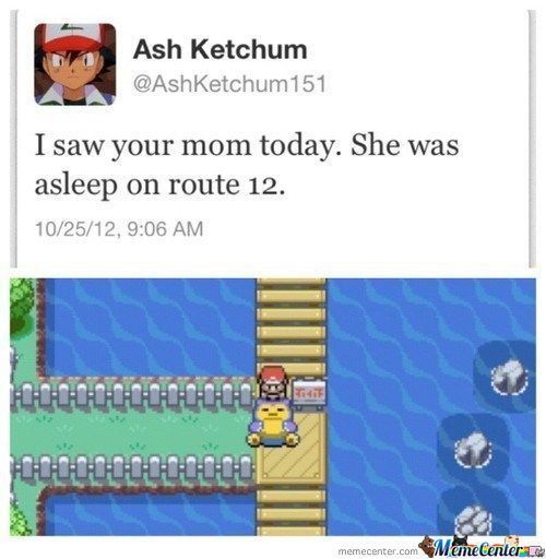 Hah! You're Gonna Need A Burn Heal!