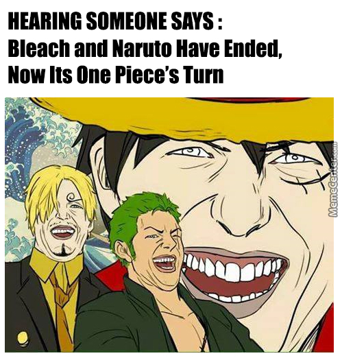 Haha ! It's Never Gonna End !!
