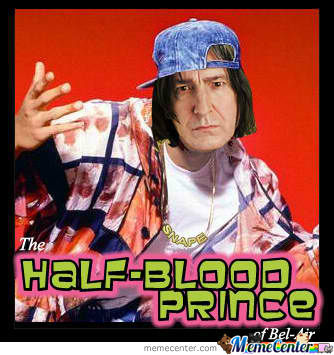 Half-Blood Prince Of Bel-Air