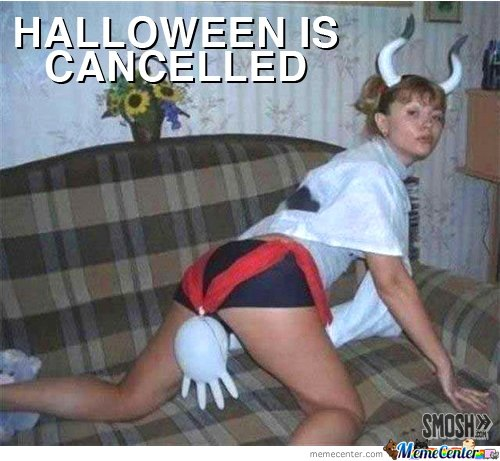 halloween is cancelled