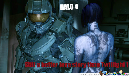 Halo 4 - Still Better Than Twillight