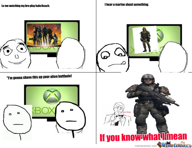 Halo:reach If You Know What I Mean