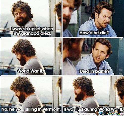 Hangover I Love This Film