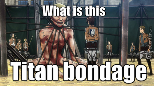 Hanji-San You Are One Messed Up Bitch