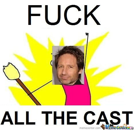Hank Moody Ze God