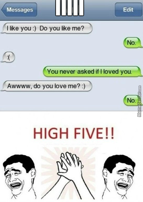 Happens Everytime..high Five!:)