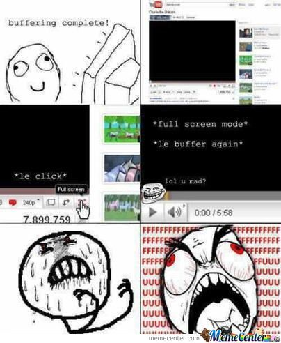 Happens Everytime I Watch A Video