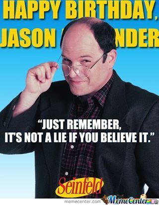 Happy Birthday To Jason Alexander!