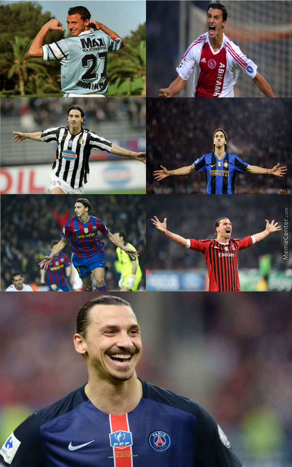 Happy Birthday Zlatan Ibrahimovic by negergoose  Meme Center