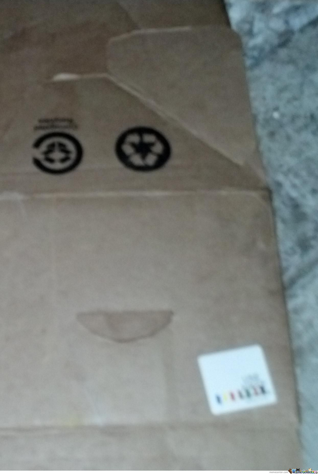 Happy Box Is Happy