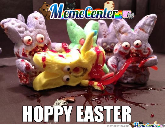 Happy Easter Memecenter!