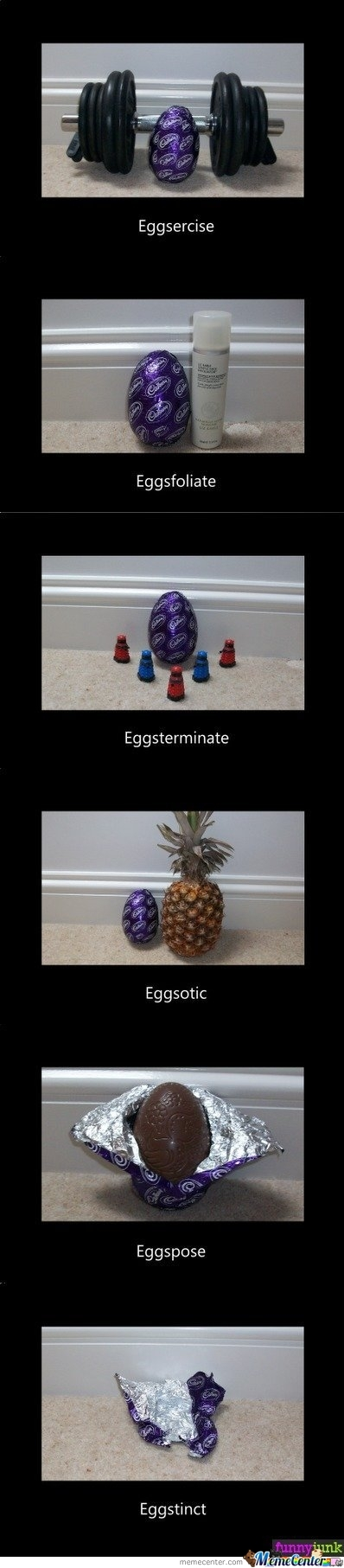 Happy Easter Memecenter.