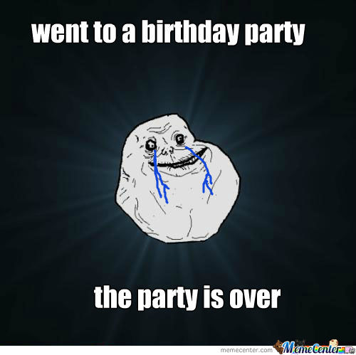 Happy Forever Alone