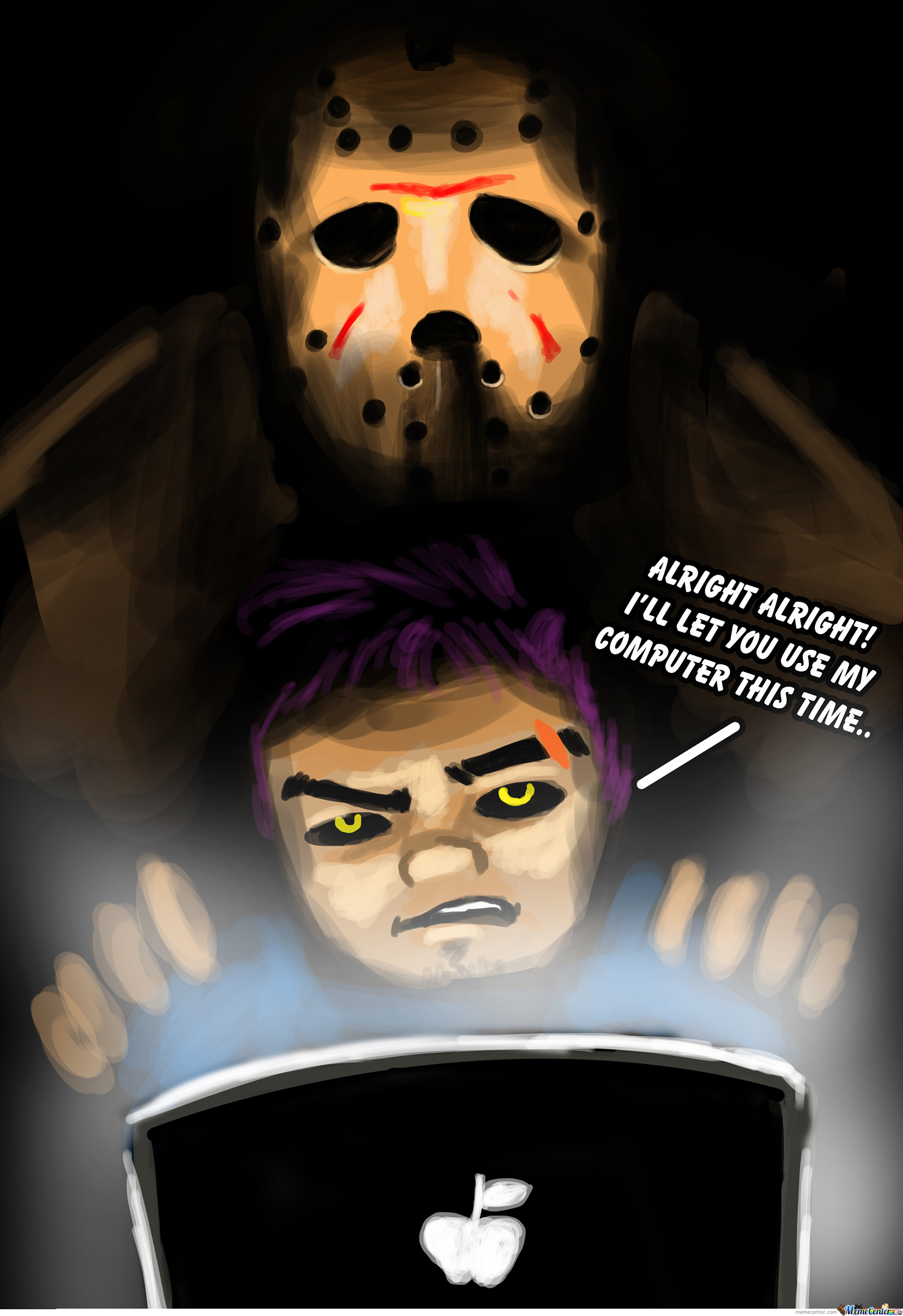 Happy Friday The 13Th Jason.. by recyclebin - Meme Center