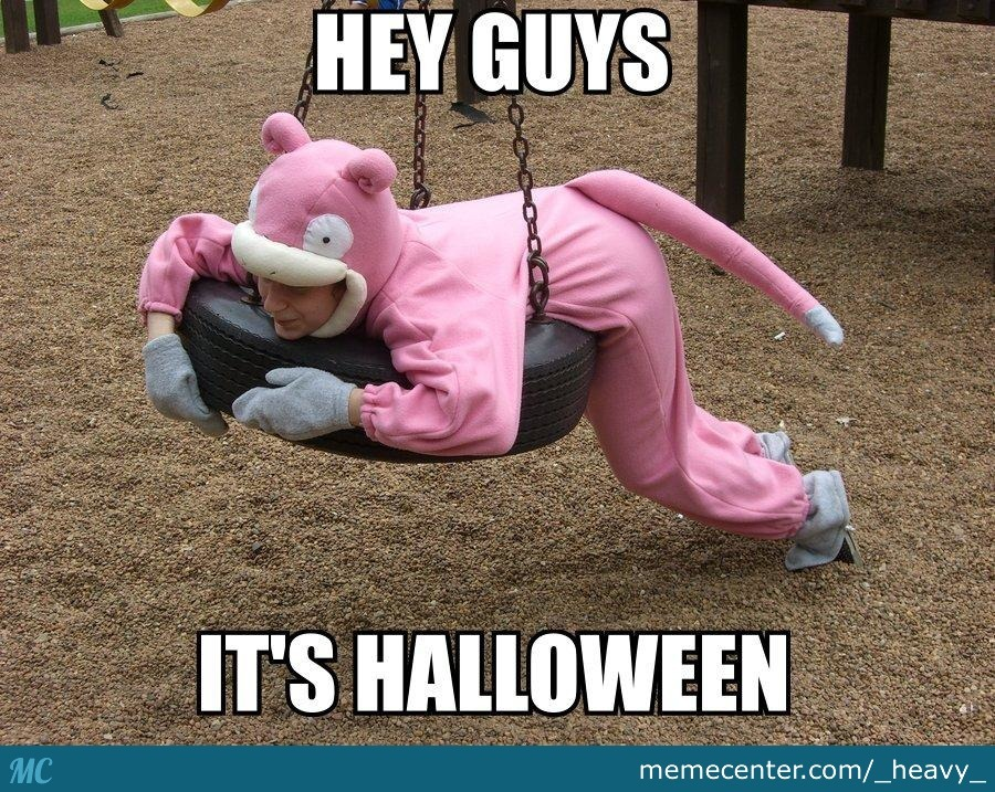 Happy Halloween Everyone :p