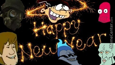 Happy New Years To All These Dank Users (And More)