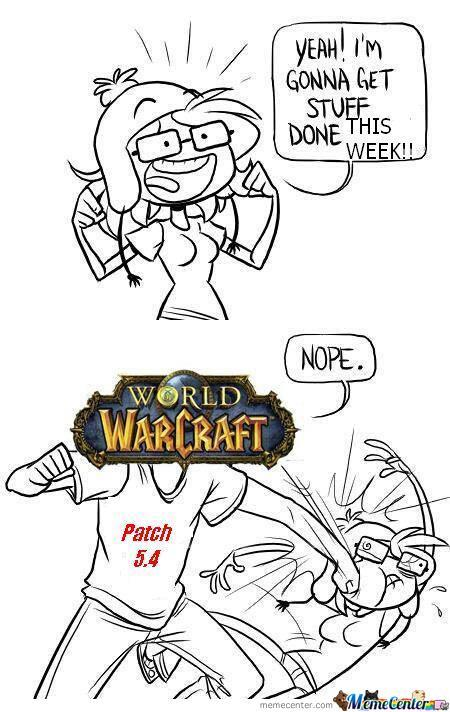 Happy Patch Day, Warcrafters!