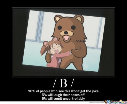 happy pedobear