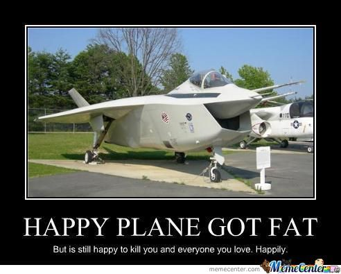 Happy Plane Will Still Kill You
