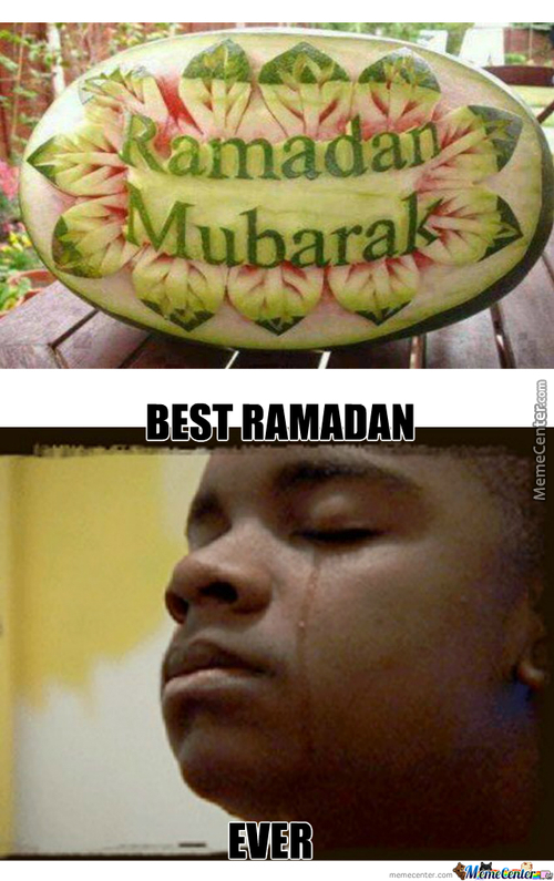 Happy Ramadinadingdong !