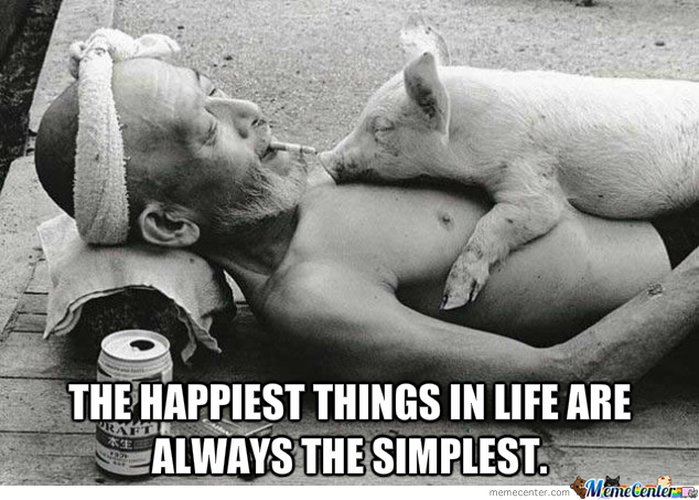 Happy Simple Life