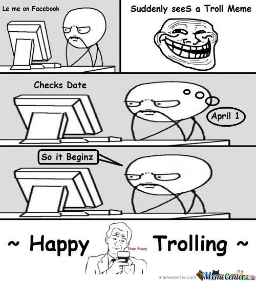 Happy Trolling