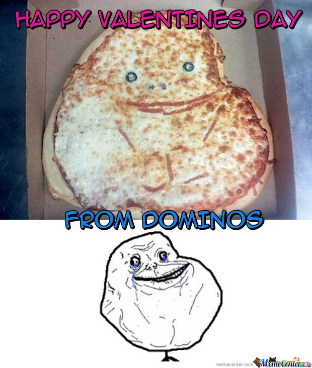 Happy Valentines Day From Dominos