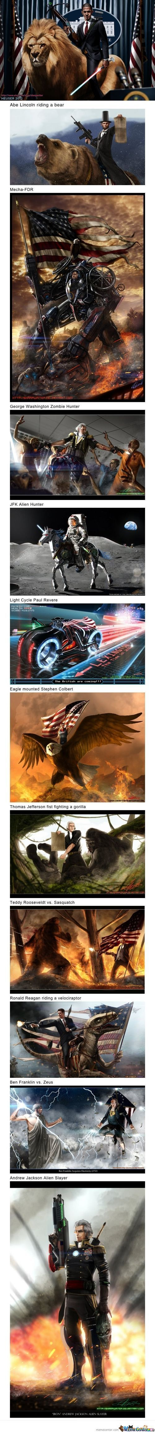 Hardcore Americans.......your Argument Is Invalid