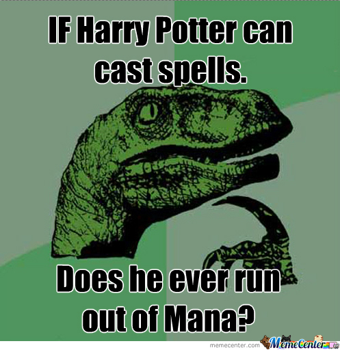 Harry Potter (Mana)