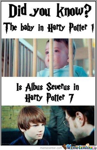 Harry Potter Mind Fuck