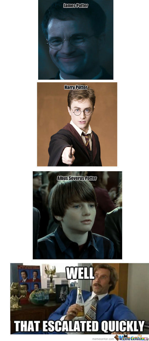 Harry Potter Names Logic