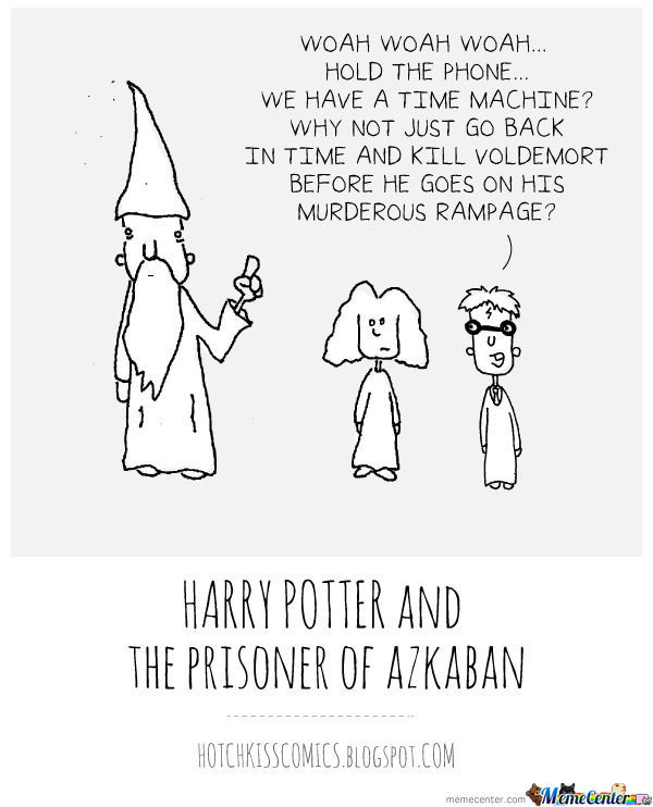 Harry Stumps Dumbledore... Again...