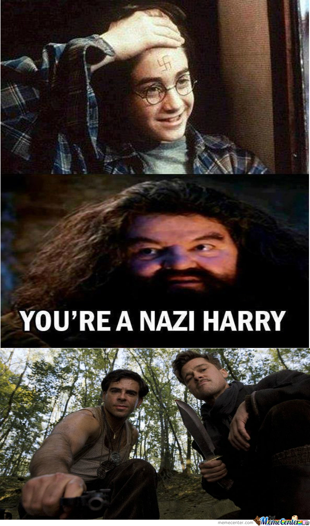 Harry You're A Nazi