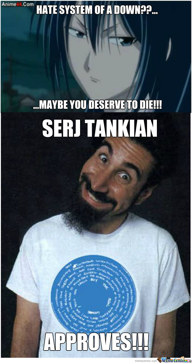 Hate Soad??