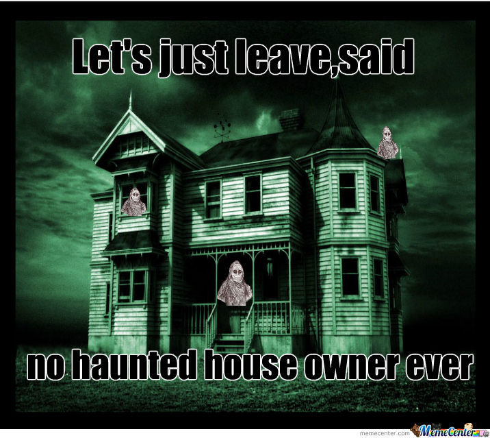 Haunted House Owners