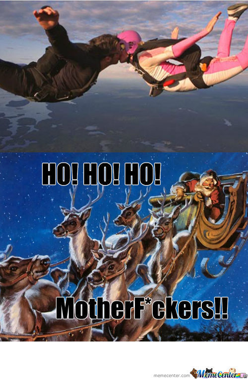 Have A Merry F*cking Christmas