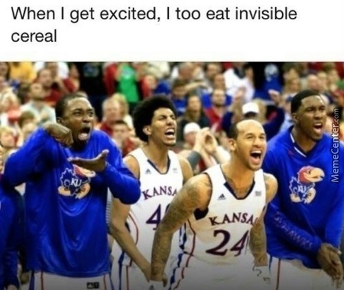 Have You Ever Been So Excited...