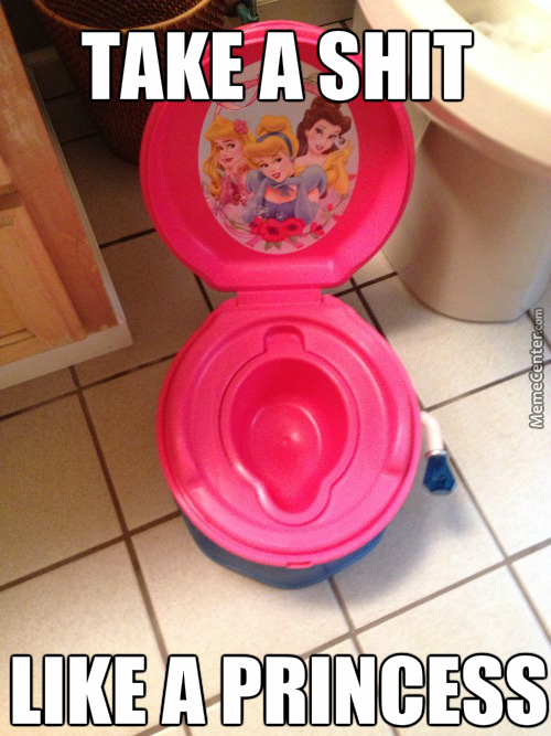 Have You Ever Taken A Tinkle On One Of These?