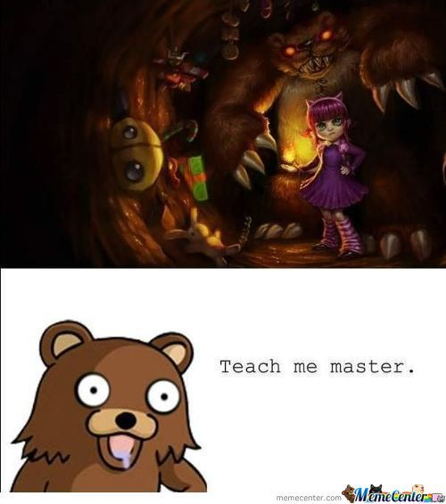 Have You Seen My Bear Tibbers?